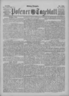 Posener Tageblatt 1895.06.07 Jg.34 Nr262