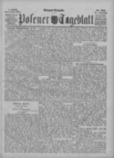 Posener Tageblatt 1895.06.09 Jg.34 Nr265
