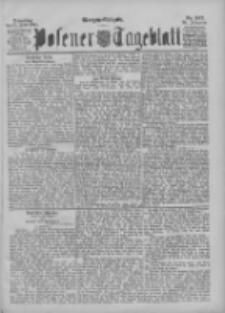 Posener Tageblatt 1895.06.11 Jg.34 Nr267