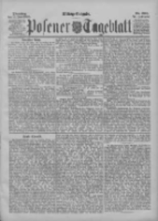 Posener Tageblatt 1895.06.11 Jg.34 Nr268