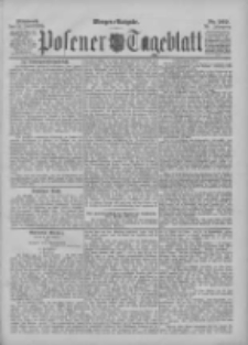 Posener Tageblatt 1895.06.12 Jg.34 Nr269