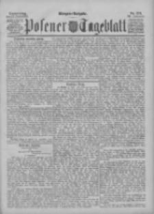 Posener Tageblatt 1895.06.13 Jg.34 Nr271