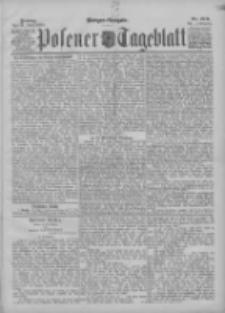 Posener Tageblatt 1895.06.14 Jg.34 Nr273
