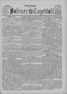 Posener Tageblatt 1895.06.14 Jg.34 Nr274