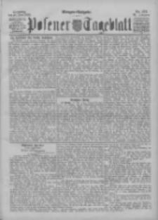Posener Tageblatt 1895.06.16 Jg.34 Nr277