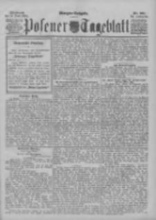 Posener Tageblatt 1895.06.19 Jg.34 Nr281