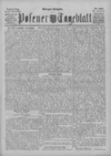 Posener Tageblatt 1895.06.20 Jg.34 Nr283