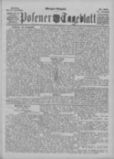 Posener Tageblatt 1895.06.21 Jg.34 Nr285