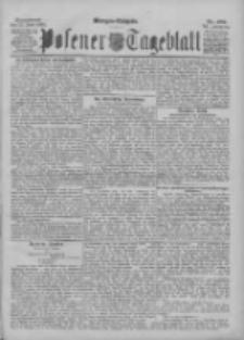 Posener Tageblatt 1895.06.22 Jg.34 Nr287