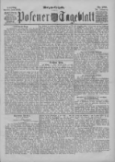 Posener Tageblatt 1895.06.23 Jg.34 Nr289