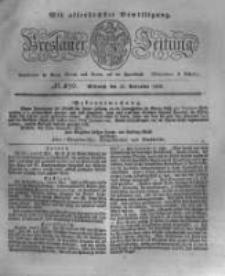 Breslauer Zeitung. 1830.11.17 Nr270