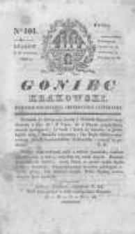Goniec Krakowski: dziennik polityczny, historyczny i literacki. 1830.08.11 nr101
