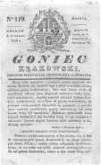 Goniec Krakowski: dziennik polityczny, historyczny i literacki. 1830.09.11 nr119