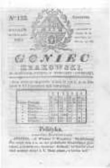 Goniec Krakowski: dziennik polityczny, historyczny i literacki. 1830.09.16 nr122