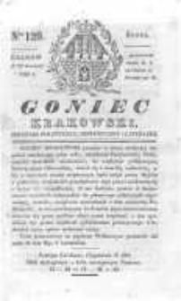 Goniec Krakowski: dziennik polityczny, historyczny i literacki. 1830.09.29 nr129