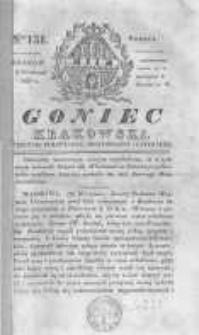 Goniec Krakowski: dziennik polityczny, historyczny i literacki. 1830.10.02 nr131