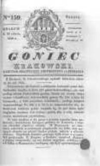 Goniec Krakowski: dziennik polityczny, historyczny i literacki. 1830.11.20 nr159