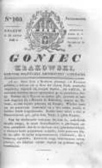Goniec Krakowski: dziennik polityczny, historyczny i literacki. 1830.11.23 nr160