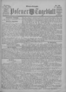 Posener Tageblatt 1901.03.19 Jg.40 Nr131
