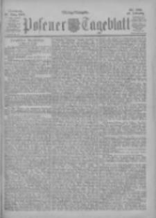 Posener Tageblatt 1901.03.20 Jg.40 Nr134