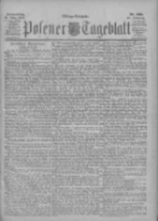 Posener Tageblatt 1901.03.21 Jg.40 Nr136