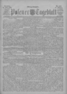 Posener Tageblatt 1901.03.26 Jg.40 Nr144