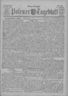 Posener Tageblatt 1901.03.30 Jg.40 Nr151
