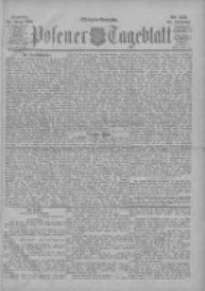 Posener Tageblatt 1901.03.31 Jg.40 Nr153