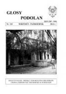 Głosy Podolan nr120
