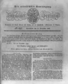 Breslauer Zeitung. 1830.12.18 Nr297