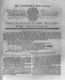 Breslauer Zeitung. 1830.12.20 Nr298