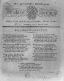 Breslauer Zeitung. 1831.01.01 Nr1