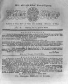 Breslauer Zeitung. 1831.01.03 Nr2