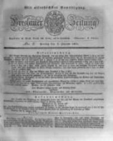 Breslauer Zeitung. 1831.01.07 Nr6