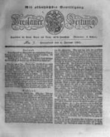 Breslauer Zeitung. 1831.01.08 Nr7