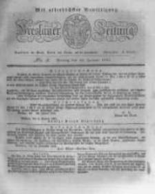 Breslauer Zeitung. 1831.01.10 Nr8