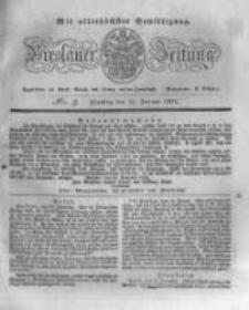 Breslauer Zeitung. 1831.01.11 Nr9