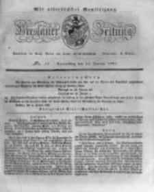 Breslauer Zeitung. 1831.01.13 Nr11