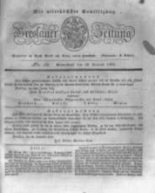 Breslauer Zeitung. 1831.01.15 Nr13