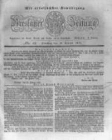 Breslauer Zeitung. 1831.01.18 Nr15
