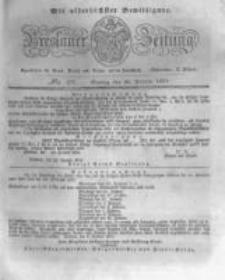 Breslauer Zeitung. 1831.01.24 Nr20