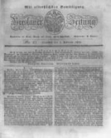 Breslauer Zeitung. 1831.02.01 Nr27