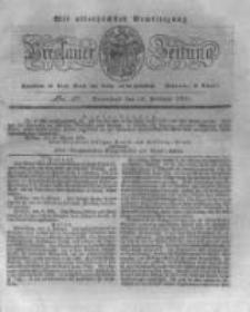 Breslauer Zeitung. 1831.02.12 Nr37