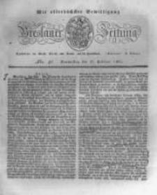 Breslauer Zeitung. 1831.02.17 Nr41