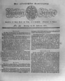 Breslauer Zeitung. 1831.02.21 Nr44