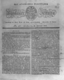 Breslauer Zeitung. 1831.02.22 Nr45