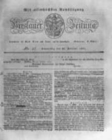 Breslauer Zeitung. 1831.02.24 Nr47