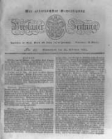 Breslauer Zeitung. 1831.02.26 Nr49
