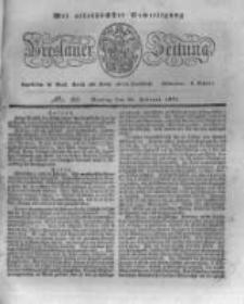 Breslauer Zeitung. 1831.02.28 Nr50
