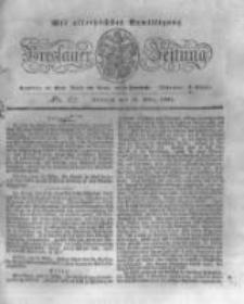 Breslauer Zeitung. 1831.03.16 Nr64